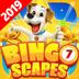 Bingo Scapes! Bingo Party Game